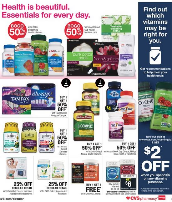 CVS Weekly Ad Preview 1117-1123 Page 16