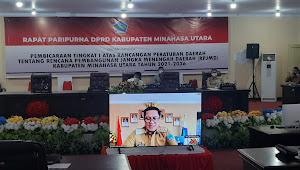 Jika tak Tuntas Dibahas, Siap-siap 3 Bulan Kedepan Hak 30 Wakil Rakyat Minut Di Cansel !!