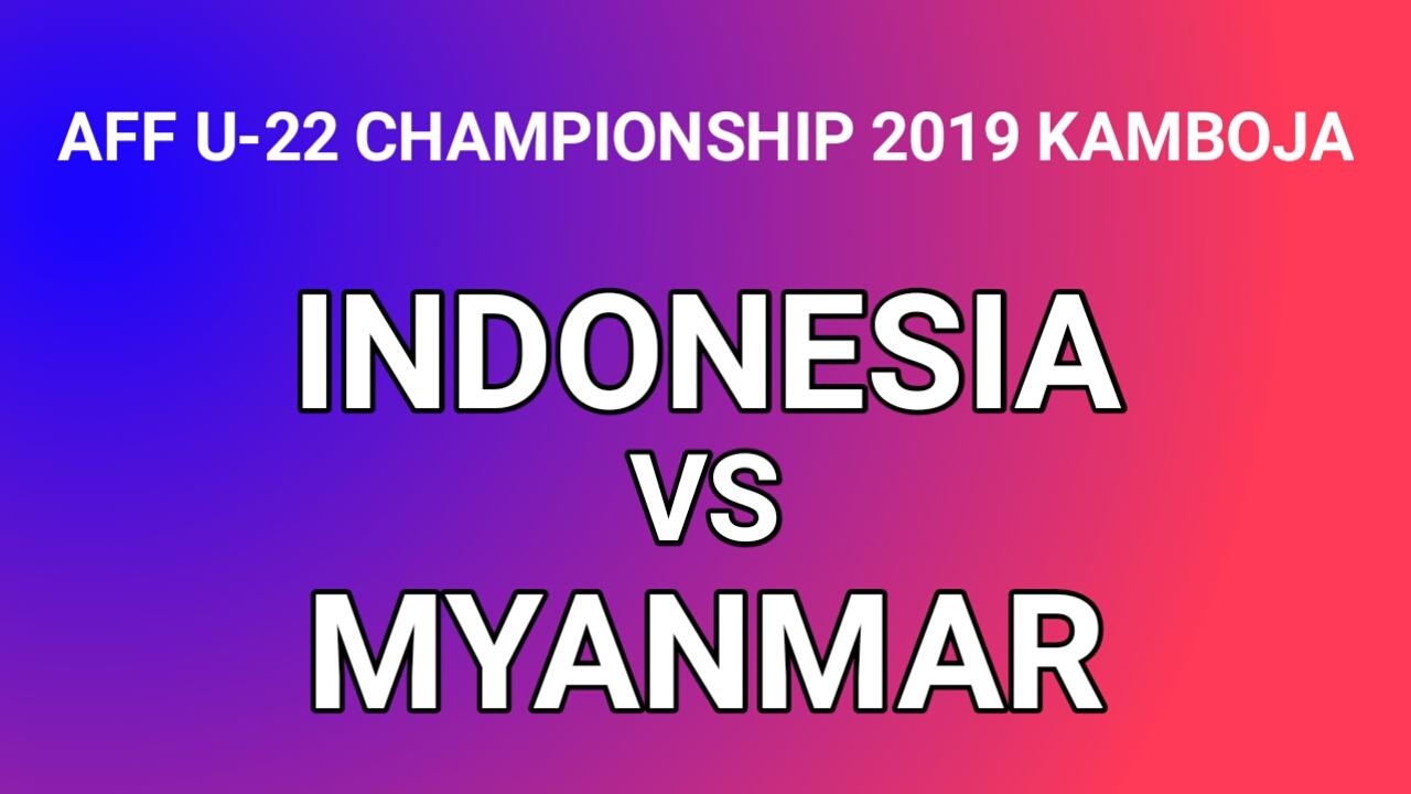 Bisskey Thailand vs Indonseia Kualifikasi AFC U-23