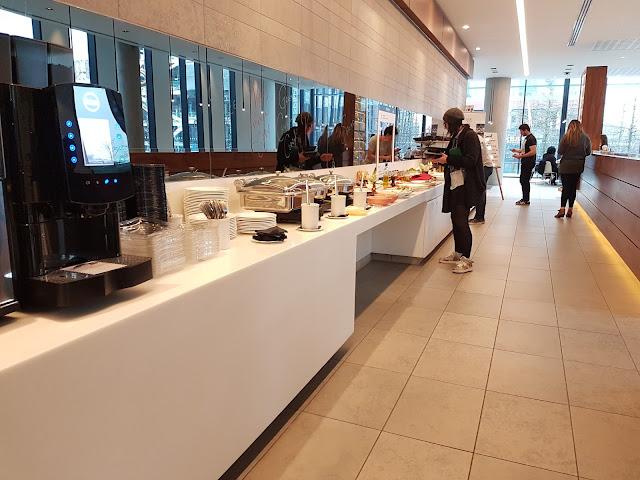Innside by Melia Manchester Lunch Buffet