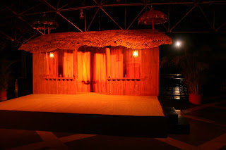 Stage - Kerala theme decor