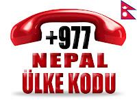 +977 Nepal ülke telefon kodu