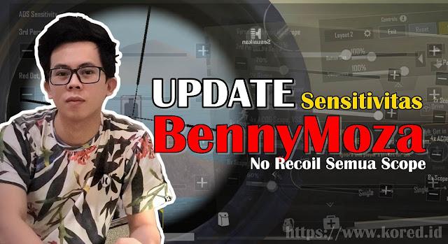 Sensitivitas BennyMoza Terbaru