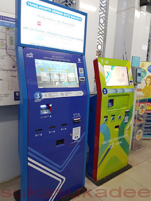 mesin kartu uang elektronik