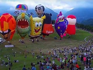 台東熱氣球嘉年華2020