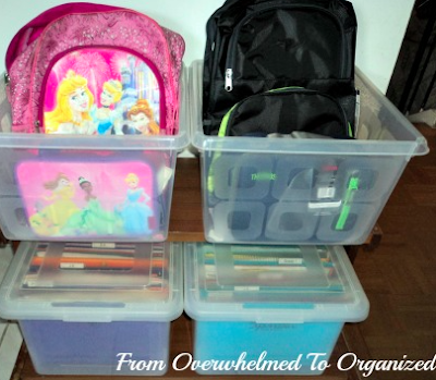 From Overwhelmed to Organized