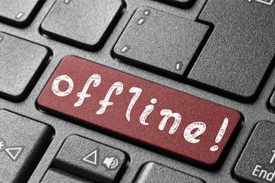 Ser on-line é saber da importância do off-line