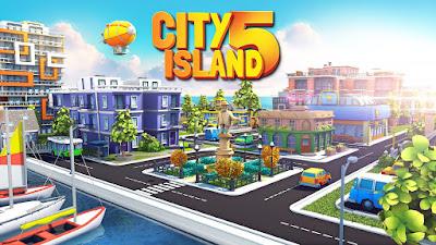 تحميل لعبة City Island 5 كاملة اوفلاين