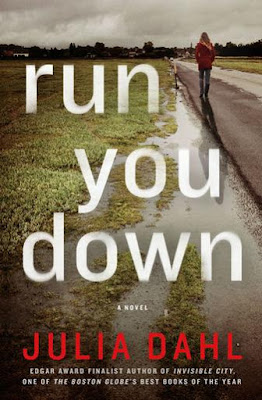 Run You Down by Julia Dahl - book cover