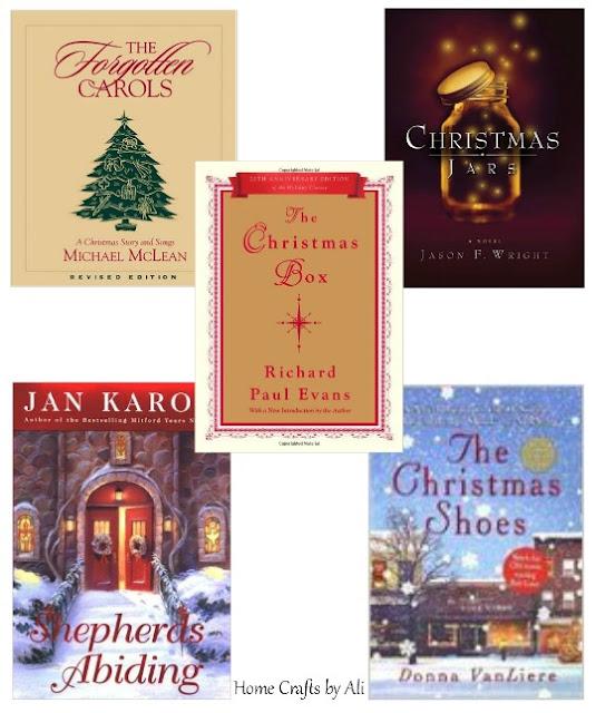 Christmas Books Fiction Heartwarming holiday