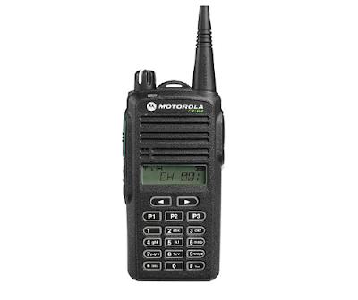 Máy bộ đàm cầm tay Motorola CP-1660 giá rẻ