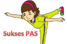 Soal-soal PJOK Kelas 2 SD Semeter I