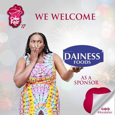 Dainess Foods Joins The Cake Fair 2017