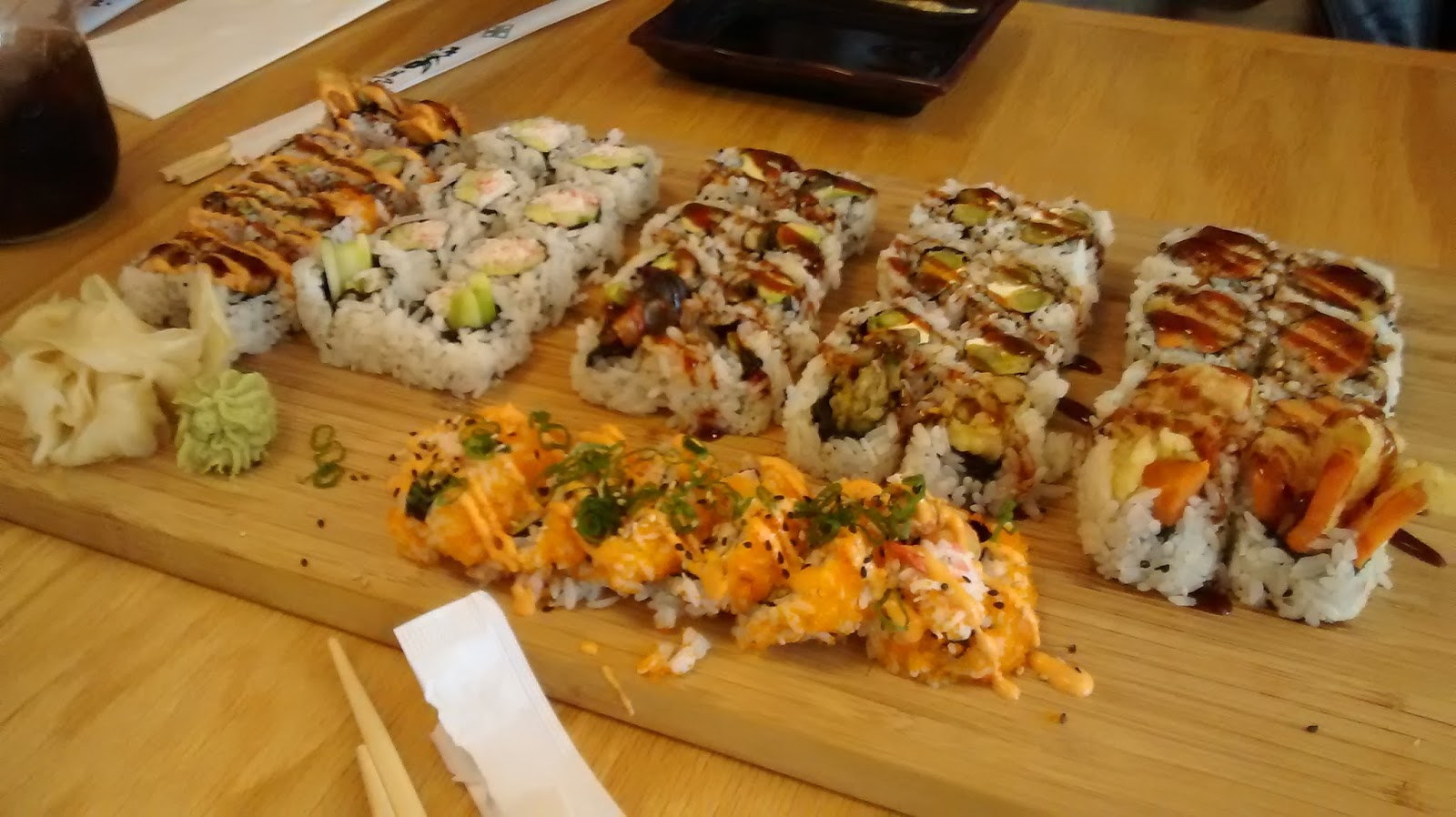 Sushi Station Webster Groves Visited February 2016 A free inside look at company reviews and salaries posted anonymously by employees. sushi station webster groves visited