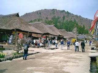 大内宿 / 下郷町