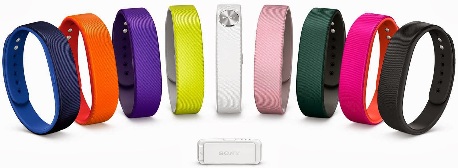 Sony's Core and SmartBand SWR10