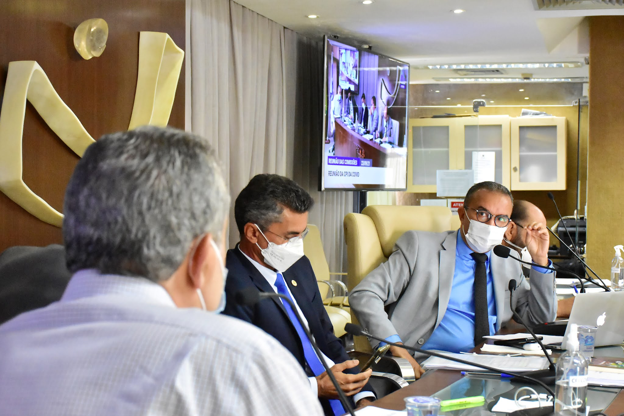 CPI ouve testemunhas e confirma depoimento de secretário-executivo do Consórcio Nordeste - CIDADE DO SAL