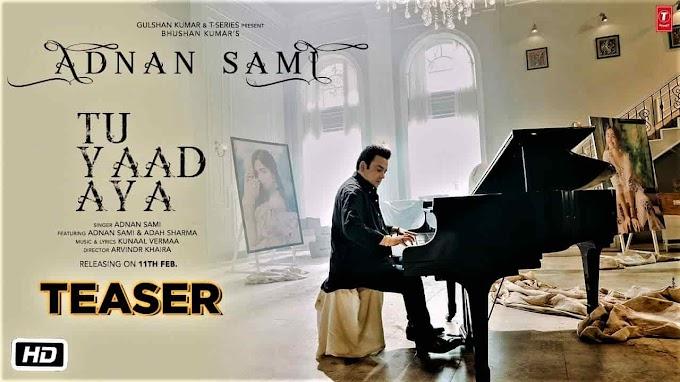 Tu Yaad Aya Easy Guitar Chords with Strumming | Adnan Sami