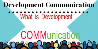 What Is Devolopment communication
