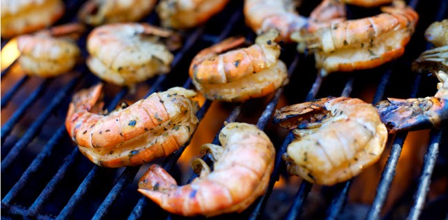 Grilled Shrimp Roll Recipe