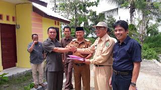 Cakka Segera Bagi 50 Unit Rumah Nelayan