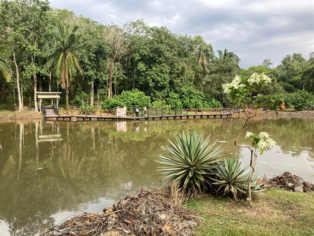 Taman Lembah Bukit SUK, Shah Alam - Port Menarik untuk Jogging