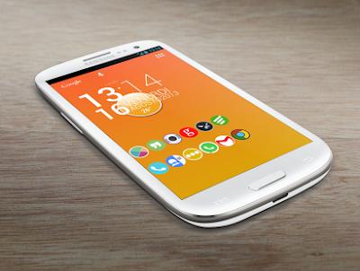 Tondo Premium Theme Apex New Android APK 1.2