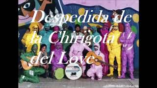 """Despedida Chirigota del Love con la Chirigota """"Los Cachito Pan"""" (2019)"""
