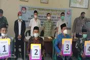 Empat Kandidat Resmi Ikut dalam Pilkades Purwadadi