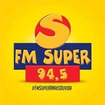 Ouvir agora Rádio FM Super 94,5 - Vitória / ES