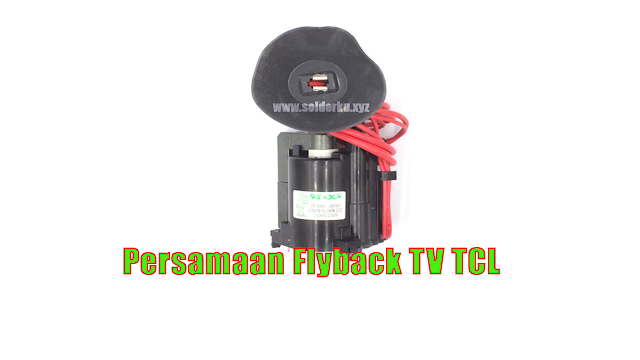 Persamaan Flyback TV TCL
