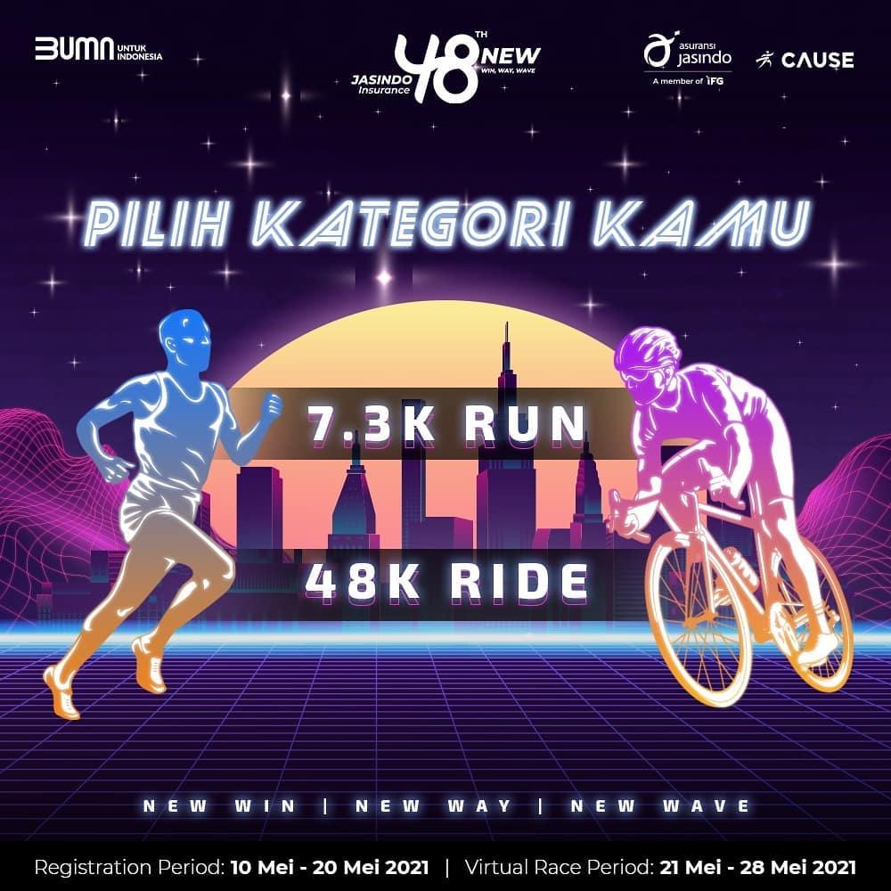Category � JASINDO Virtual Run & Ride • 2021