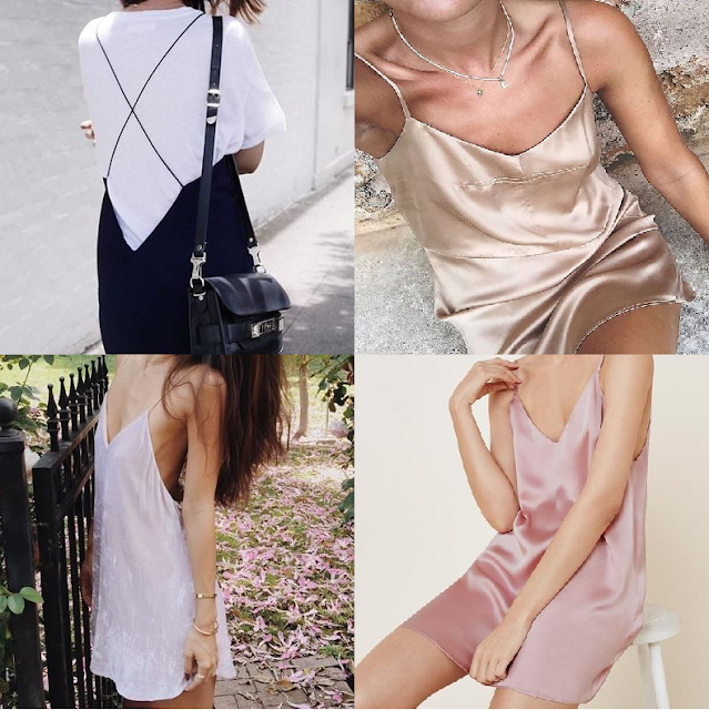 How to Style // Slip Dresses