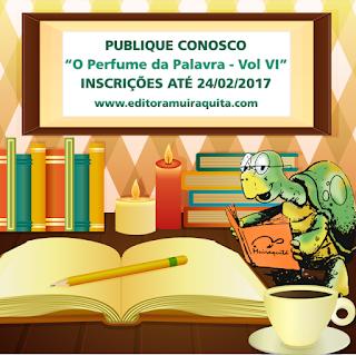 Editora Muiraquitã abre inscrições para sua tradicional Antologia