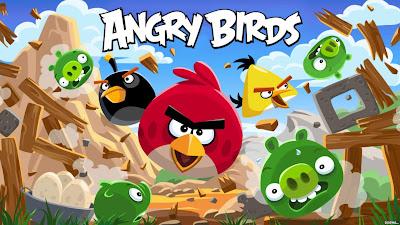 تحميل لعبة Angry Birds Classic v7.9.4  مهكرة للاندرويد (اخر اصدار)