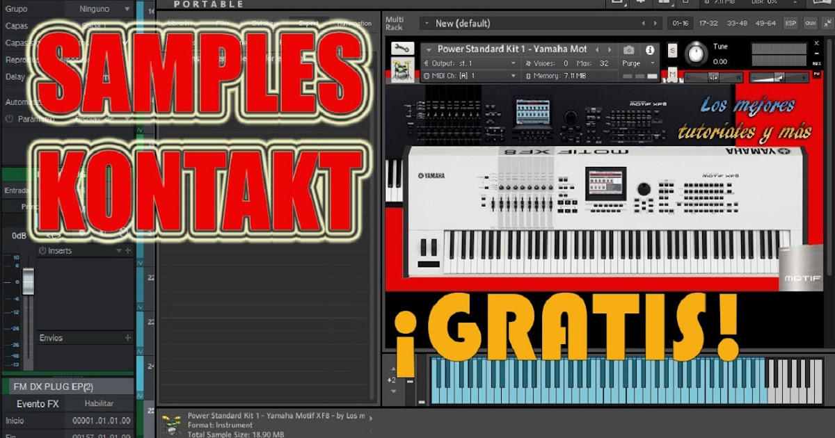 Motif Xf8 Editor For Mac