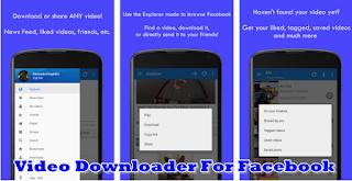 Cara Download Video di Facebook Dengan HP Android