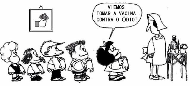 Mafalda sem ódio