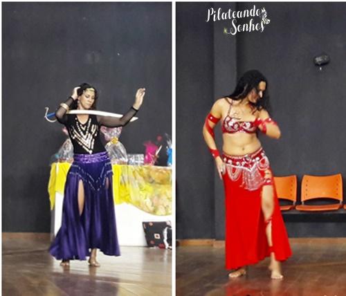 Expo Bem Estar Tamoios, dança do ventre, dançarinas, pilateando sonhos, Ciana Andrade
