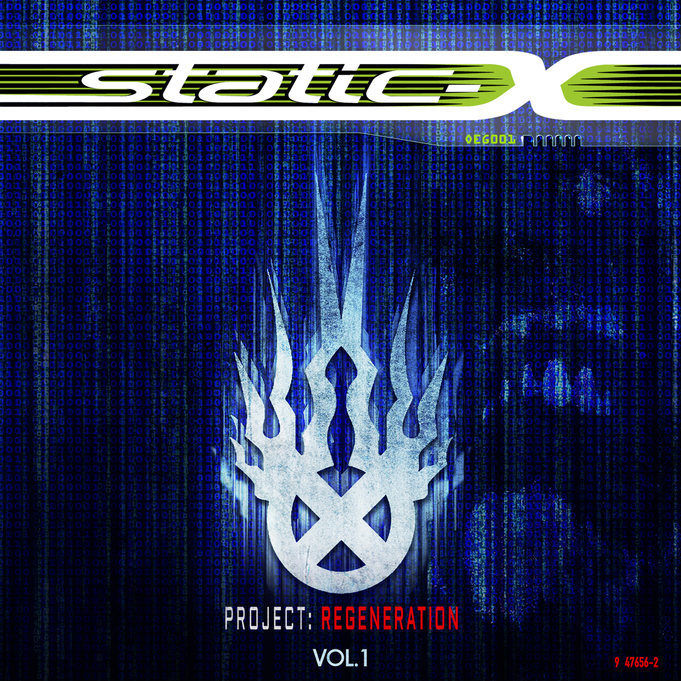 Static-X - Project: Regeneration (Vol.1)
