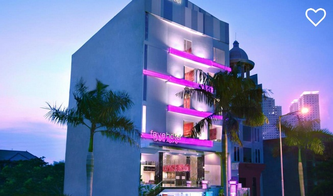 10 HOTEL MURAH DI DUKUH PAKIS SURABAYA HARGA PERMALAM 190 RIBUAN