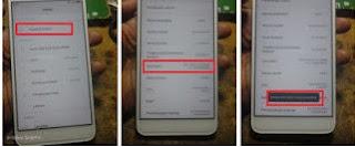 remove frp bypass xiaomi Redmi S2 email verifikasi