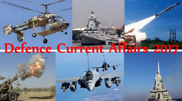 Defence Current Affairs
