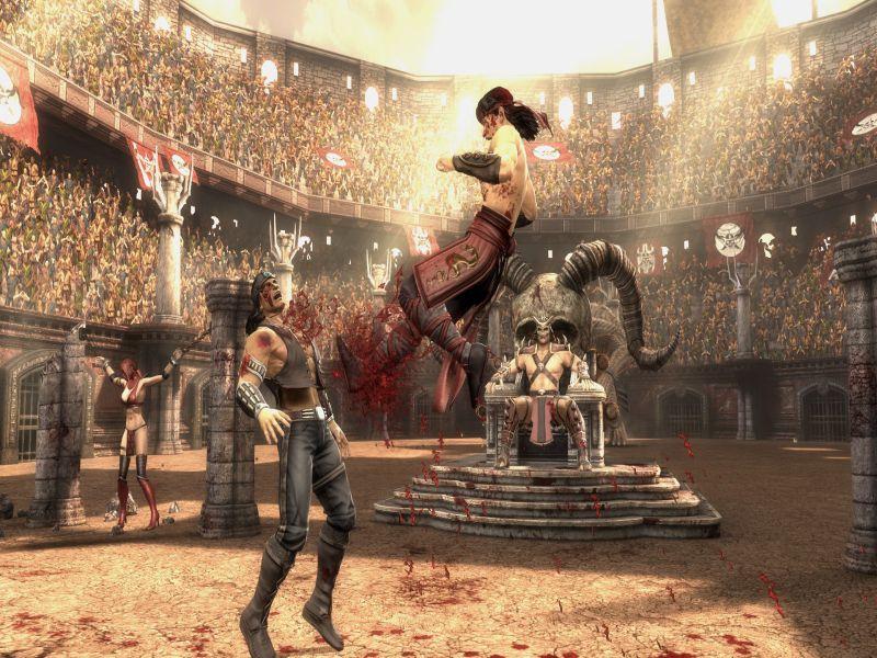 Mortal Kombat Komplete Edition PC Game Free Download