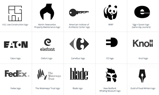 Negative-space Logo, logo design, logo designer, corporate logos