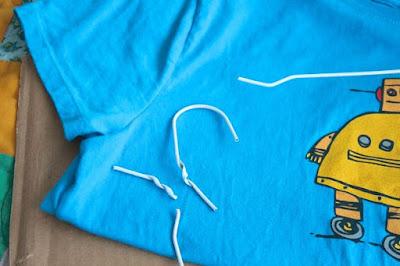 เต้นท์แมว งาน DIY เสื้อผ้าเก่าน่ารักๆ 3