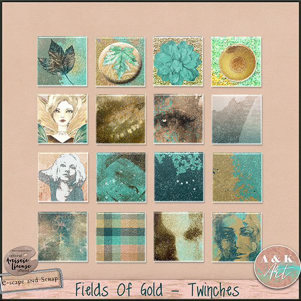 FIELDS OF GOLD & FREEBIES