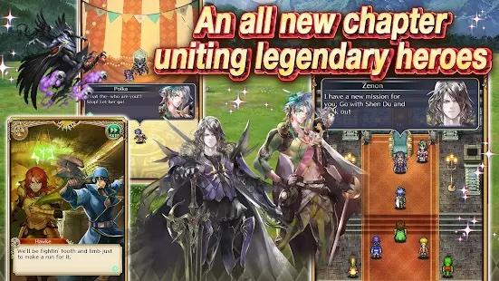 Romancing SaGa Re;univerSe Legendary Heroes