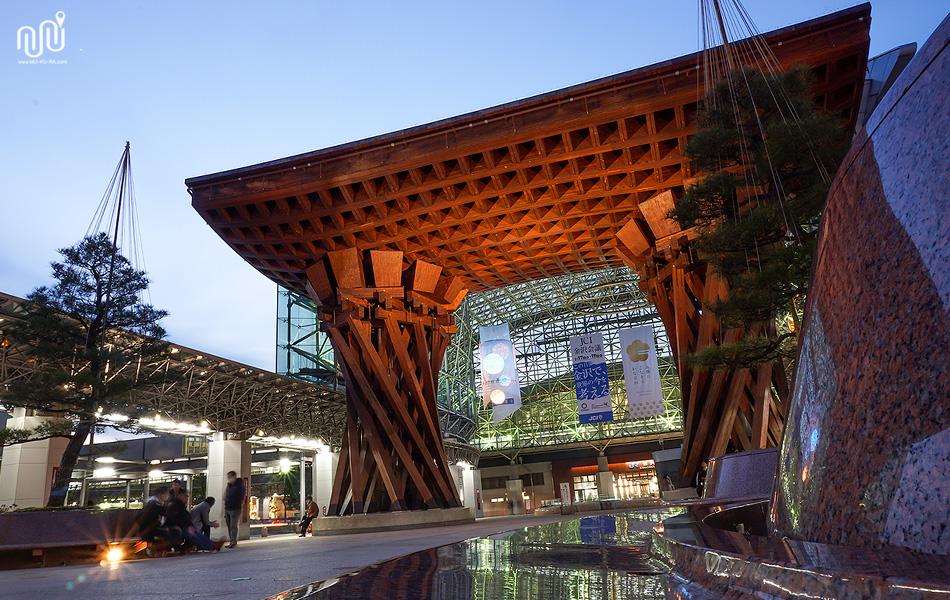 รีวิวเที่ยวญี่ปุ่น : เมือง Kanazawa