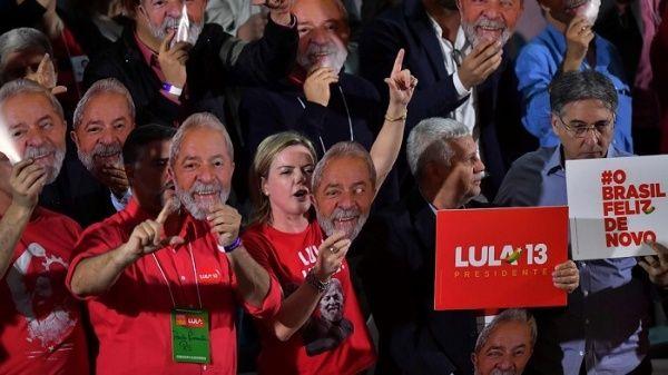 Defensa de Lula ratifica lucha para consolidar su candidatura